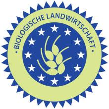 Altes EU Bio-Siegel