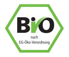 Deutsches Bio-Siegel seit 2001